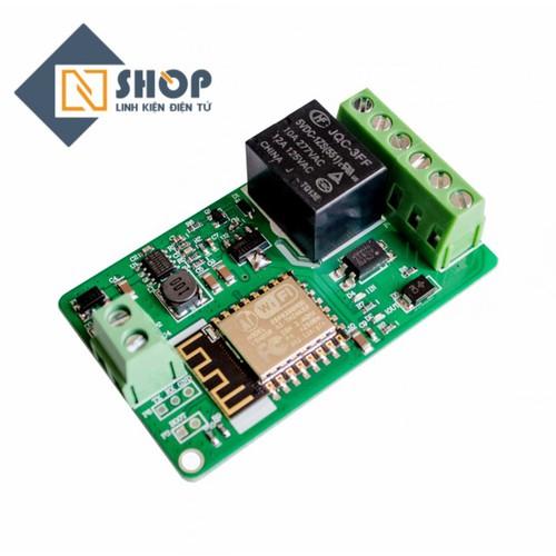 Mạch điều khiển wifi relay ESP8266 V12 - 4436020 , 9489858 , 15_9489858 , 140000 , Mach-dieu-khien-wifi-relay-ESP8266-V12-15_9489858 , sendo.vn , Mạch điều khiển wifi relay ESP8266 V12