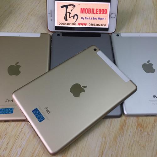 Ipad Mini 3 Wifi 4G 16Gb,64Gb Quốc tế chính hãng Zin đẹp - 10609326 , 9485591 , 15_9485591 , 4890000 , Ipad-Mini-3-Wifi-4G-16Gb64Gb-Quoc-te-chinh-hang-Zin-dep-15_9485591 , sendo.vn , Ipad Mini 3 Wifi 4G 16Gb,64Gb Quốc tế chính hãng Zin đẹp
