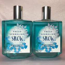 Sữa tắm Bath and Body Works Fresh Sparkling Snow- hàng xách tay USA