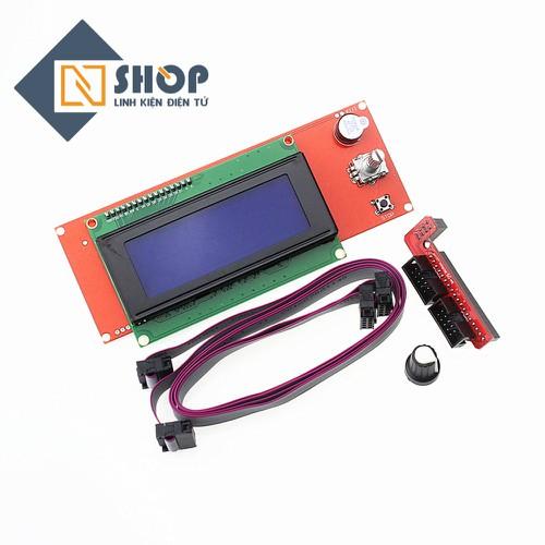 Màn hình LCD 2004 cho máy CNC, in 3D - 5620024 , 9490063 , 15_9490063 , 165000 , Man-hinh-LCD-2004-cho-may-CNC-in-3D-15_9490063 , sendo.vn , Màn hình LCD 2004 cho máy CNC, in 3D