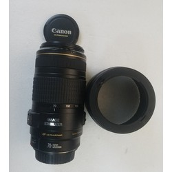 Canon 70-300 IS USM f4-5.6