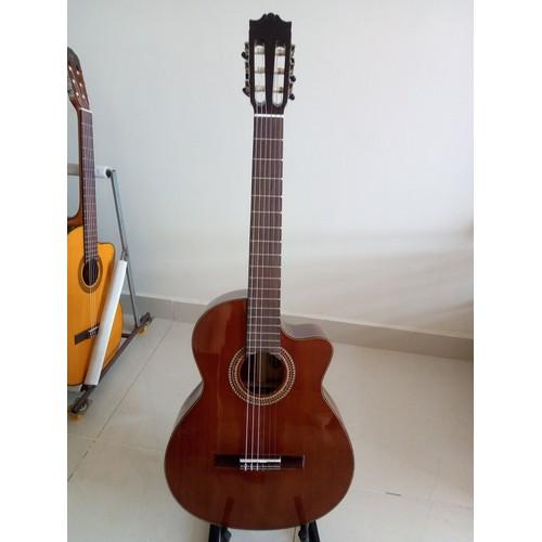 Classic guitar Việt Nam DC250J màu nâu