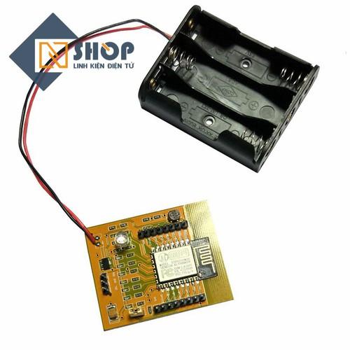 Kit RF Thu Phát Wifi ESP8266 V12 - 4435991 , 9489773 , 15_9489773 , 115000 , Kit-RF-Thu-Phat-Wifi-ESP8266-V12-15_9489773 , sendo.vn , Kit RF Thu Phát Wifi ESP8266 V12