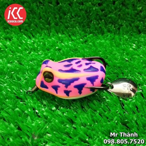 HD Bull frog Mồi nhai giả câu lure cá lóc hiệu quả Thái Lan - 4435972 , 9489685 , 15_9489685 , 130000 , HD-Bull-frog-Moi-nhai-gia-cau-lure-ca-loc-hieu-qua-Thai-Lan-15_9489685 , sendo.vn , HD Bull frog Mồi nhai giả câu lure cá lóc hiệu quả Thái Lan