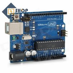Arduino UNO R3 DIP_kèm cáp