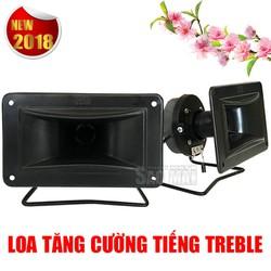Bộ 2 Loa Treble Karaoke JBM chữ nhật - Tặng 2 tụ và 2m dây loa