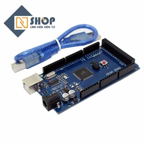 Arduino MEGA2560 R3 CH340 - 5619698 , 9488837 , 15_9488837 , 180000 , Arduino-MEGA2560-R3-CH340-15_9488837 , sendo.vn , Arduino MEGA2560 R3 CH340