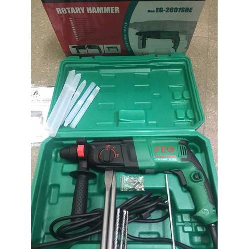 Máykhoan bê tông FEG 26mm EG-2601 SRE hoạt động nhanh và mạnh mẽ - 5626452 , 9503480 , 15_9503480 , 1150000 , Maykhoan-be-tong-FEG-26mm-EG-2601-SRE-hoat-dong-nhanh-va-manh-me-15_9503480 , sendo.vn , Máykhoan bê tông FEG 26mm EG-2601 SRE hoạt động nhanh và mạnh mẽ