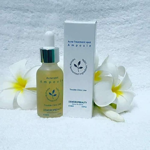 SERUM ĐẶC TRỊ MỤN DEWDROP BEAUTY ACNE TREATMENT SPOT AMPOULE