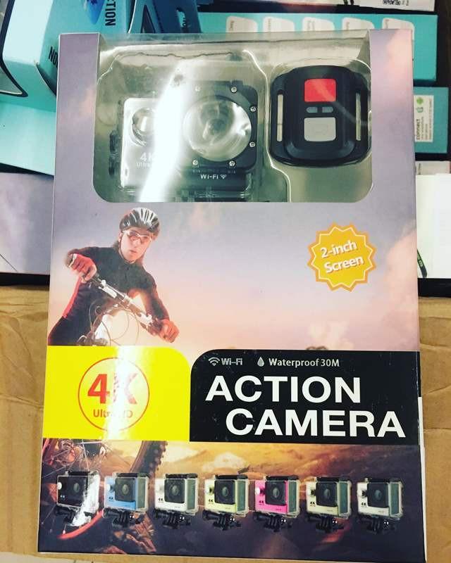 Camera hành trình, hành động Sport cam Wifi 4K ULTRA HD 15