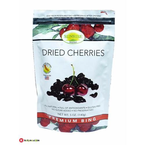 Cherry sấy khô Sunrise nhập khẩu Mỹ - 140g