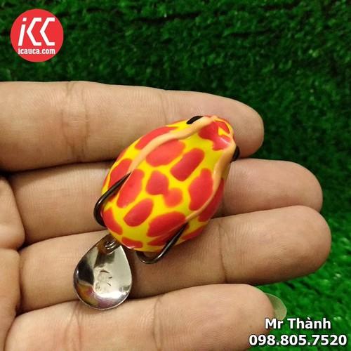 HD Bull frog Mồi nhai giả câu lure cá lóc hiệu quả Thái Lan - 4436006 , 9489817 , 15_9489817 , 130000 , HD-Bull-frog-Moi-nhai-gia-cau-lure-ca-loc-hieu-qua-Thai-Lan-15_9489817 , sendo.vn , HD Bull frog Mồi nhai giả câu lure cá lóc hiệu quả Thái Lan