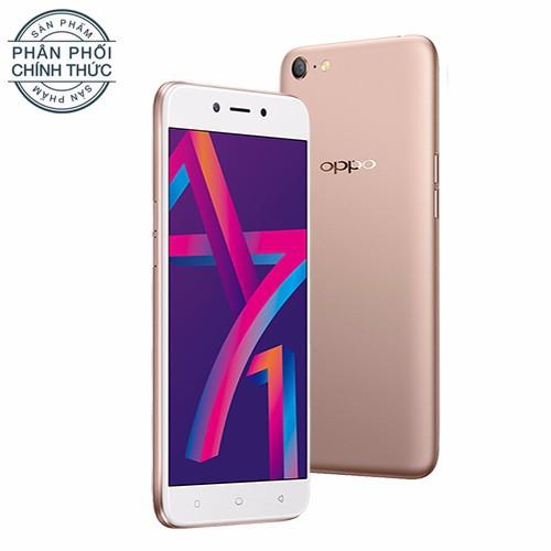 Điện thoại OPPO A71 2018 Ram 3GB | Hàng phân phối chính thức - 10819483 , 11298961 , 15_11298961 , 3299000 , Dien-thoai-OPPO-A71-2018-Ram-3GB-Hang-phan-phoi-chinh-thuc-15_11298961 , sendo.vn , Điện thoại OPPO A71 2018 Ram 3GB | Hàng phân phối chính thức