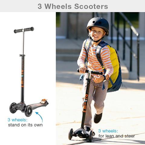 Xe trượt 3 bánh Scooter Micro