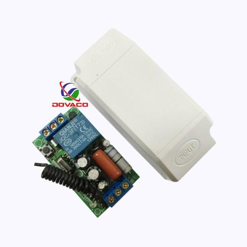 Mạch công tắc điều khiển từ xa 1 cổng học lệnh RF 3 chế độ 220VAC - 5615454 , 9480319 , 15_9480319 , 209000 , Mach-cong-tac-dieu-khien-tu-xa-1-cong-hoc-lenh-RF-3-che-do-220VAC-15_9480319 , sendo.vn , Mạch công tắc điều khiển từ xa 1 cổng học lệnh RF 3 chế độ 220VAC