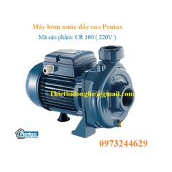 Bơm ly tâm dân dụng Pentax CRT 100 1HP - 380V