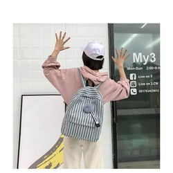 Balo học sinh sinh viên kiểu Hàn Quốc