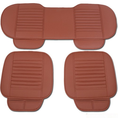 Bộ lót ghế ô tô bằng da cho xe 5 chỗ - 5624838 , 9500102 , 15_9500102 , 1998000 , Bo-lot-ghe-o-to-bang-da-cho-xe-5-cho-15_9500102 , sendo.vn , Bộ lót ghế ô tô bằng da cho xe 5 chỗ