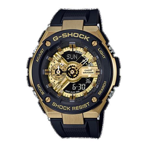 ĐỒNG HỒ G SHOCK GST-400G-1A9 G-STEEL