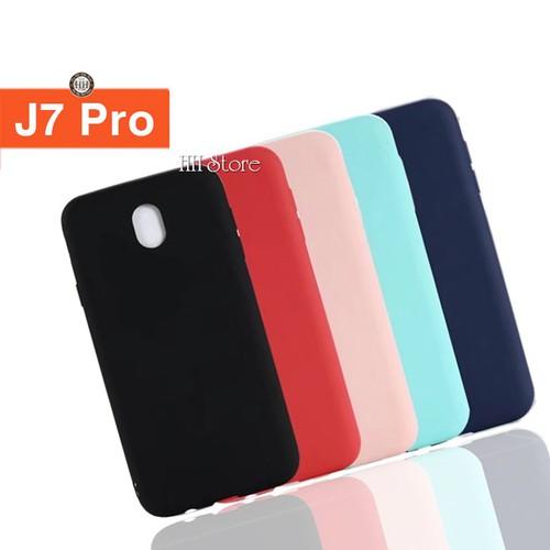 Ốp lưng Samsung J7 Pro dẻo màu - 5622937 , 9495563 , 15_9495563 , 50000 , Op-lung-Samsung-J7-Pro-deo-mau-15_9495563 , sendo.vn , Ốp lưng Samsung J7 Pro dẻo màu