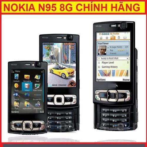 NOKIA N95 - 8G