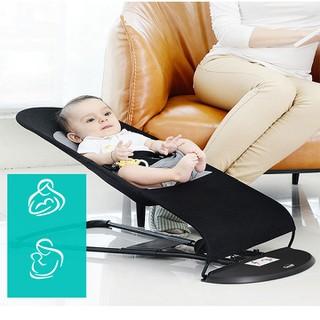 Ghế rung cho bé mặt vải sợi - Ghế rung cơ mặt vải sợi - ghe rung cho be - mb43 thumbnail