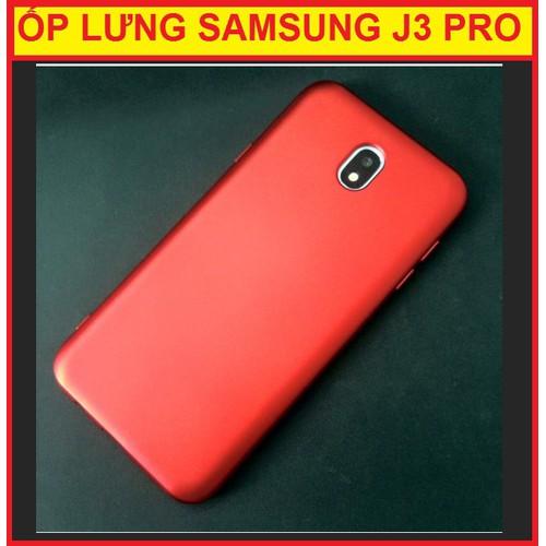 ỐP LƯNG SILICON SAMSUNG GALAXY J3 PRO