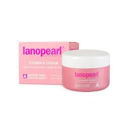 Kem dưỡng trẻ hóa da Lanopearl Vitamin E Cream with Evening Primrose
