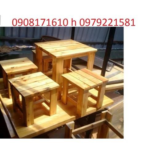bàn ghế  cóc  giá siêu rẻ