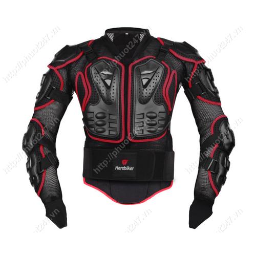 Áo giáp Hero Biker