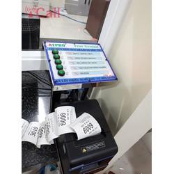 Kết quả hình ảnh cho máy lấy số tự động