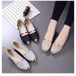 giày búp bê siêu dễ thương cho bạn gái năng động