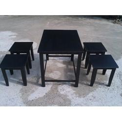 bàn ghế cóc giá siêu hấp dẫn