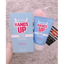 KEM TẨY LÔNG ETUDE HOUSE PUT YOUR HANDS UP SMOOTH