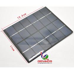 Tấm pin năng lượng mặt trời 6V 2W