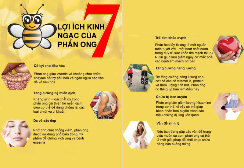 PHẤN HOA XUYẾN CHI  1KG - NGỦ NGON, NÂNG CAO SỨC KHOẺ 3