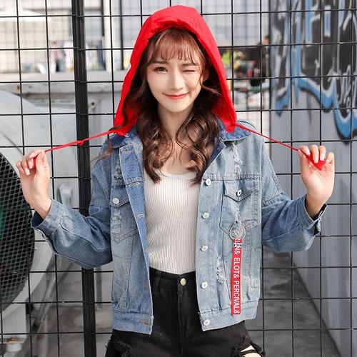 Áo khoác nữ Jeans kèm mũ rời phong cách cá tính - 5624165 , 9497998 , 15_9497998 , 558000 , Ao-khoac-nu-Jeans-kem-mu-roi-phong-cach-ca-tinh-15_9497998 , sendo.vn , Áo khoác nữ Jeans kèm mũ rời phong cách cá tính