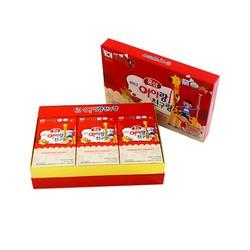 Hồng Sâm Baby Bio Hàn Quốc hộp 30 gói x 20ml