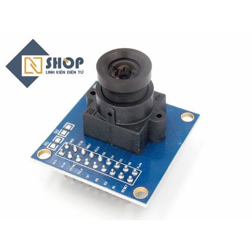 Module camera OV7670 - 5627808 , 9506699 , 15_9506699 , 105000 , Module-camera-OV7670-15_9506699 , sendo.vn , Module camera OV7670