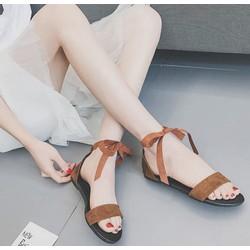 sandal cột dây nữ sandal chiến binh