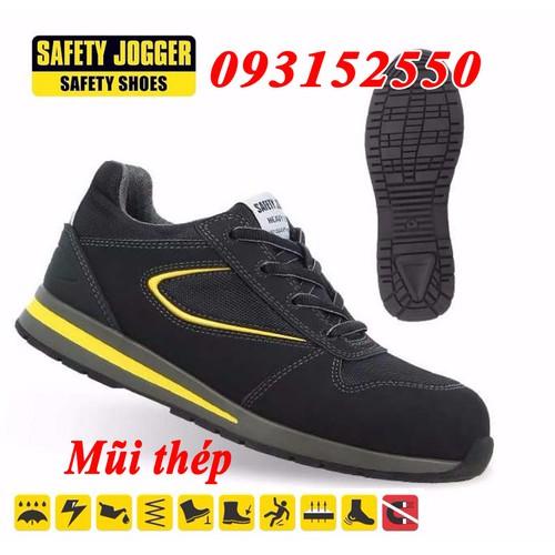 Giày bảo hộ cao cấp Jogger Turbo