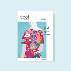 Tạp chí T.POT Journal số 07 Find your muse
