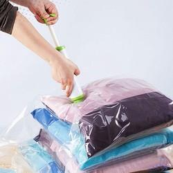 Bộ túi hút chân không bảo quản và cất giữ chăn màn quần áo