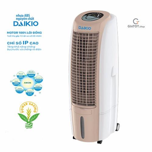 Máy làm mát không khí Daikio DK - 2500B chính hãng - 4077961 , 10181882 , 15_10181882 , 5899000 , May-lam-mat-khong-khi-Daikio-DK-2500B-chinh-hang-15_10181882 , sendo.vn , Máy làm mát không khí Daikio DK - 2500B chính hãng