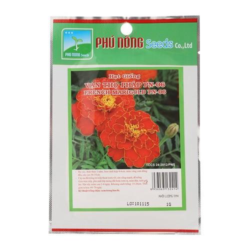 Hạt giống hoa Vạn Thọ Pháp PN-06