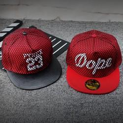 Nón snapback logo DOPE