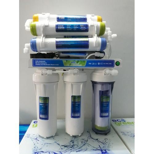 Máy lọc nước Eco Green Classical 7 cấp không tủ