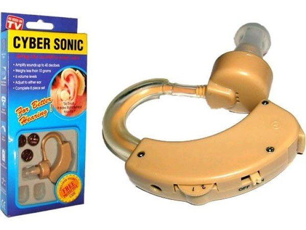 Dụng cụ trợ thính Cyber Sonic