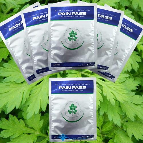 Bộ 5 Miếng dán thảo dược chống đau Pain Pass tặng 1 miếng cùng loại - 5630592 , 9511894 , 15_9511894 , 350000 , Bo-5-Mieng-dan-thao-duoc-chong-dau-Pain-Pass-tang-1-mieng-cung-loai-15_9511894 , sendo.vn , Bộ 5 Miếng dán thảo dược chống đau Pain Pass tặng 1 miếng cùng loại