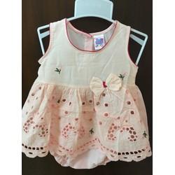 Bộ váy cách điệu cực xinh cho bé gái